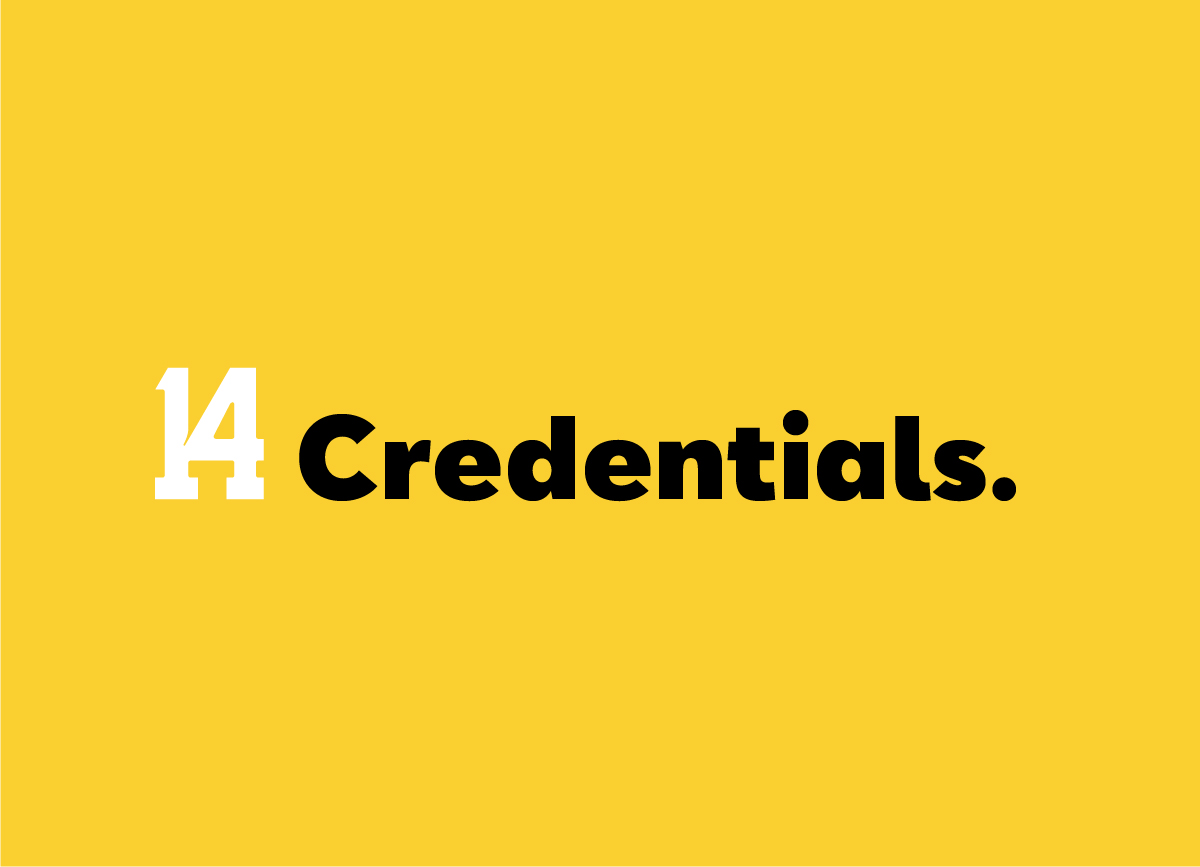 Restyling and C14 Credentials Keynote