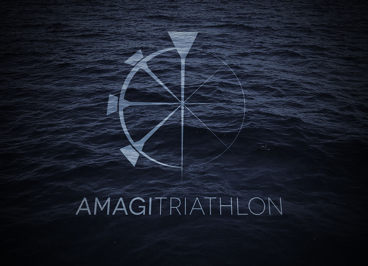 AMAGI TRIATHLON - IDENTIDAD CORPORATIVA