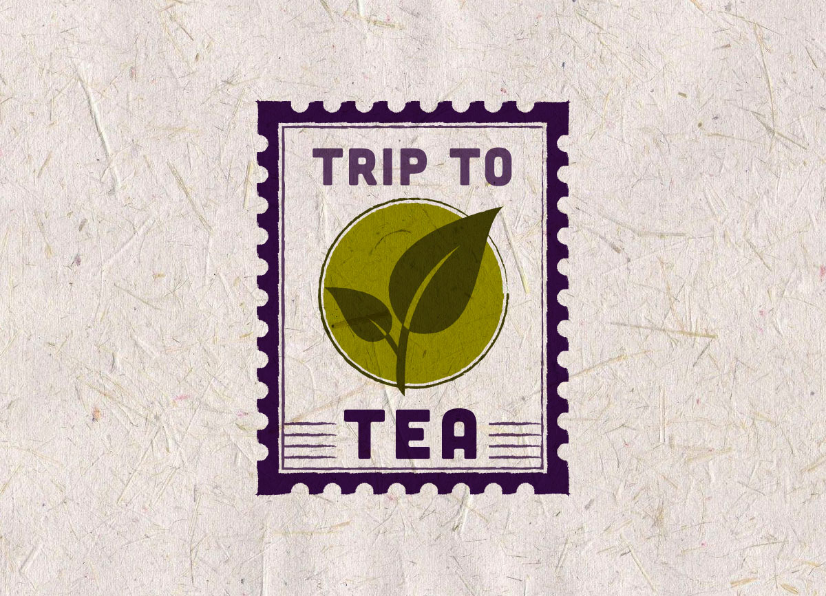 TRIP TO TEA - IDENTIDAD CORPORATIVA